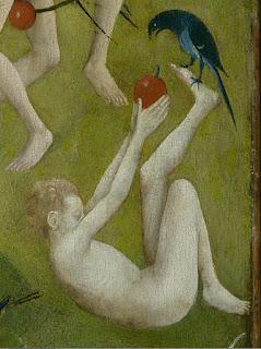 Jérôme Bosch : le Jardin des Délices, Détail
