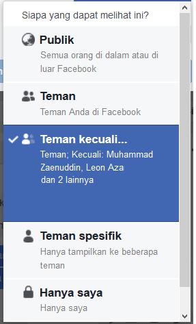 FB kiriman