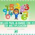 5 cuadernillos de multiplicación para alumnos con rezago en aprender.