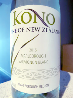Kono Sauvignon Blanc 2015 (88 pts)