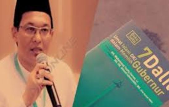 Owh... Ternyata KH Ahmad Ishomuddin Penulis Pengantar Buku Kampanye Ahok, Pantas Membela & Rela jadi Saksi