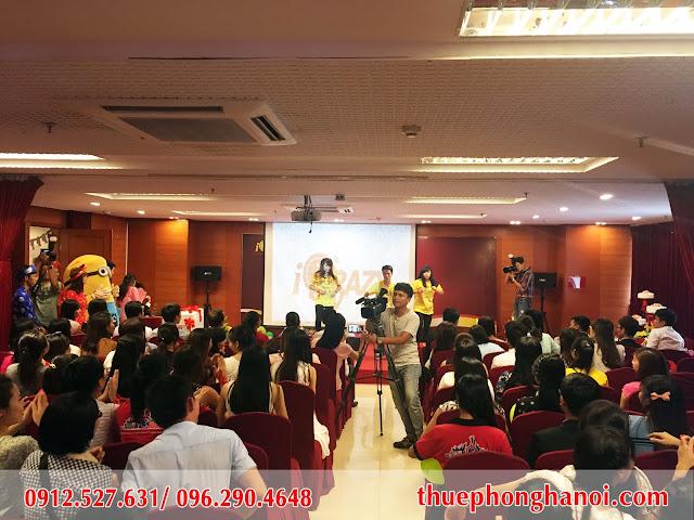 Cho thuê Hội trường tổ chức sự kiện 08/03 giá chỉ từ 3.000.000Đ