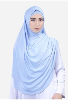 Jilbab Biru Langit