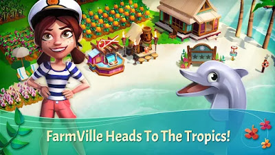 FarmVille Tropic Escape Mod v1.0.266 Apk Terbaru