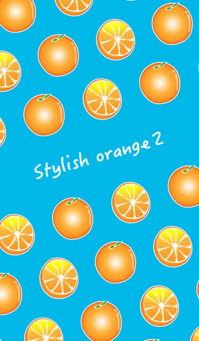 Stylish orange 2!