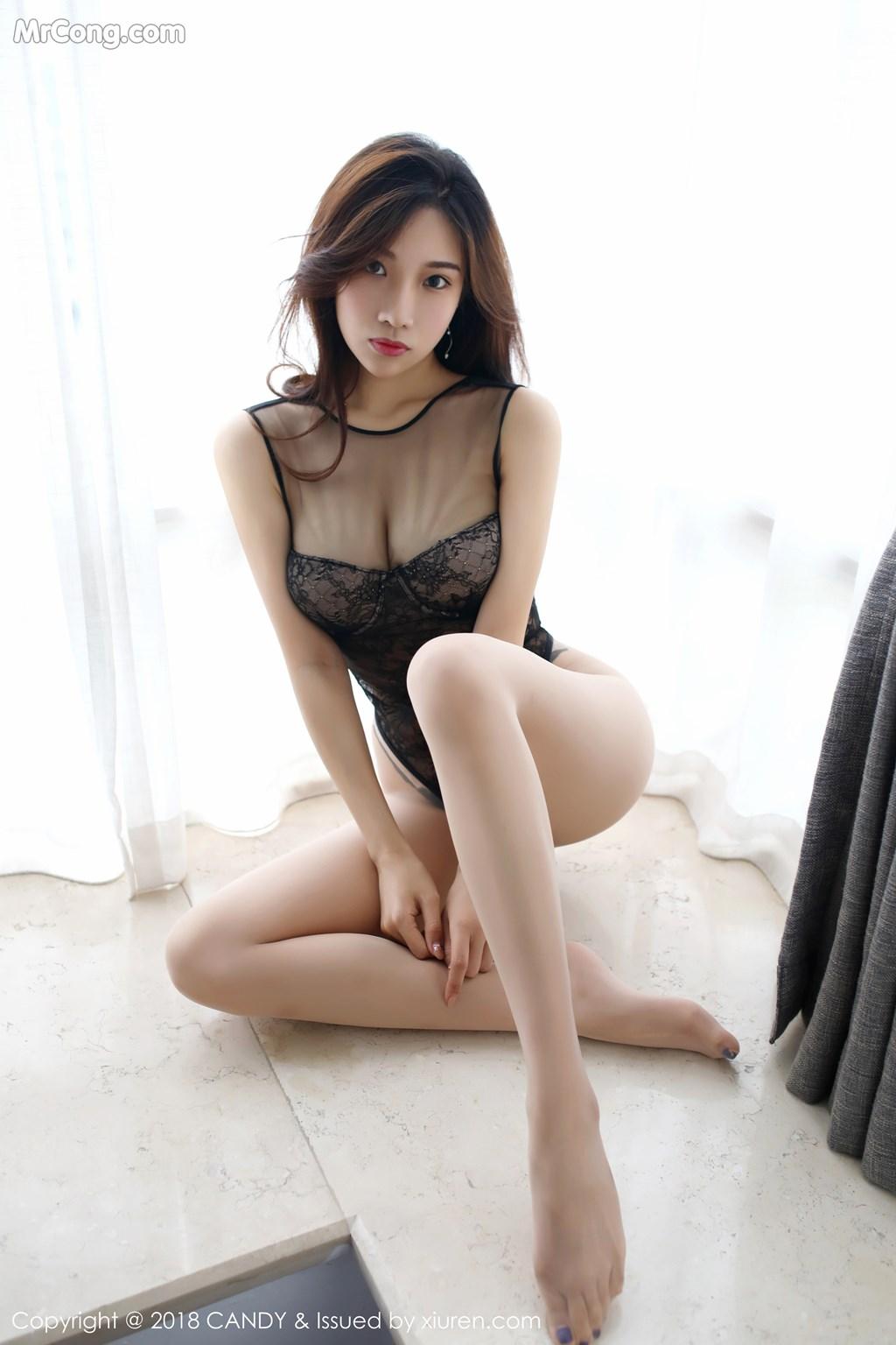 Image CANDY-Vol.065-Xiao-Hu-Li-Kathryn-MrCong.com-007 in post CANDY Vol.065: Người mẫu Xiao Hu Li (小狐狸Kathryn) (47 ảnh)