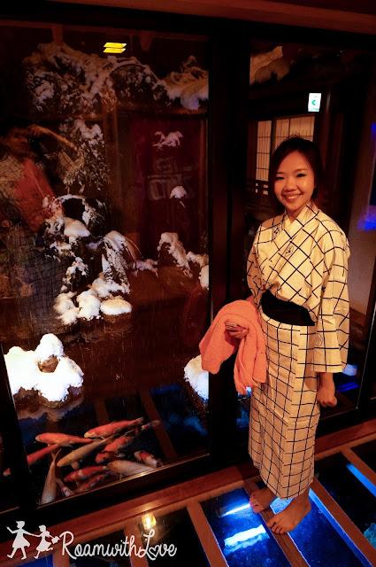 รีวิว ทริป ญี่ปุ่น Izushi kinosaki เที่ยว กับ แฟน สวีท ออนเซ็น