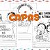 Capas para caderno de atividades