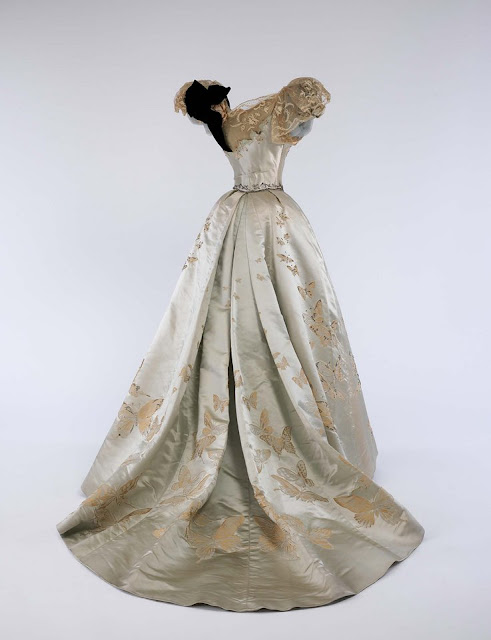 Jean-Philippe Worth for House of Worth - Ball Gown 1898