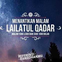 Gambar Lailatul Qadar Terbaru