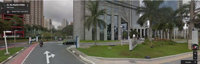 sede cinza da amazon no Brasil