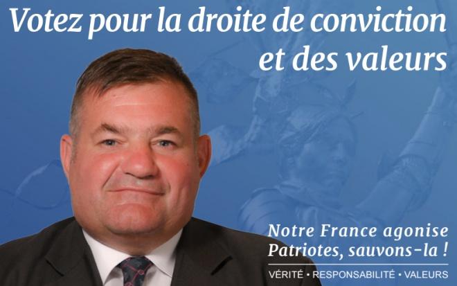 Jérôme Guery candidat législatives 2017