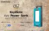 (ΟΛΟΚΛΗΡΩΘΗΚΕ) Κερδίστε ένα Power Bank χωρητικότητας 5200 mAh για να μη ξεμείνετε ποτέ από μπαταρία