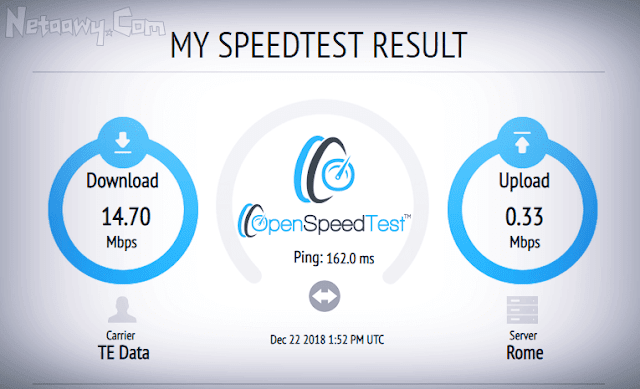 موقع-Open-Speed-Test