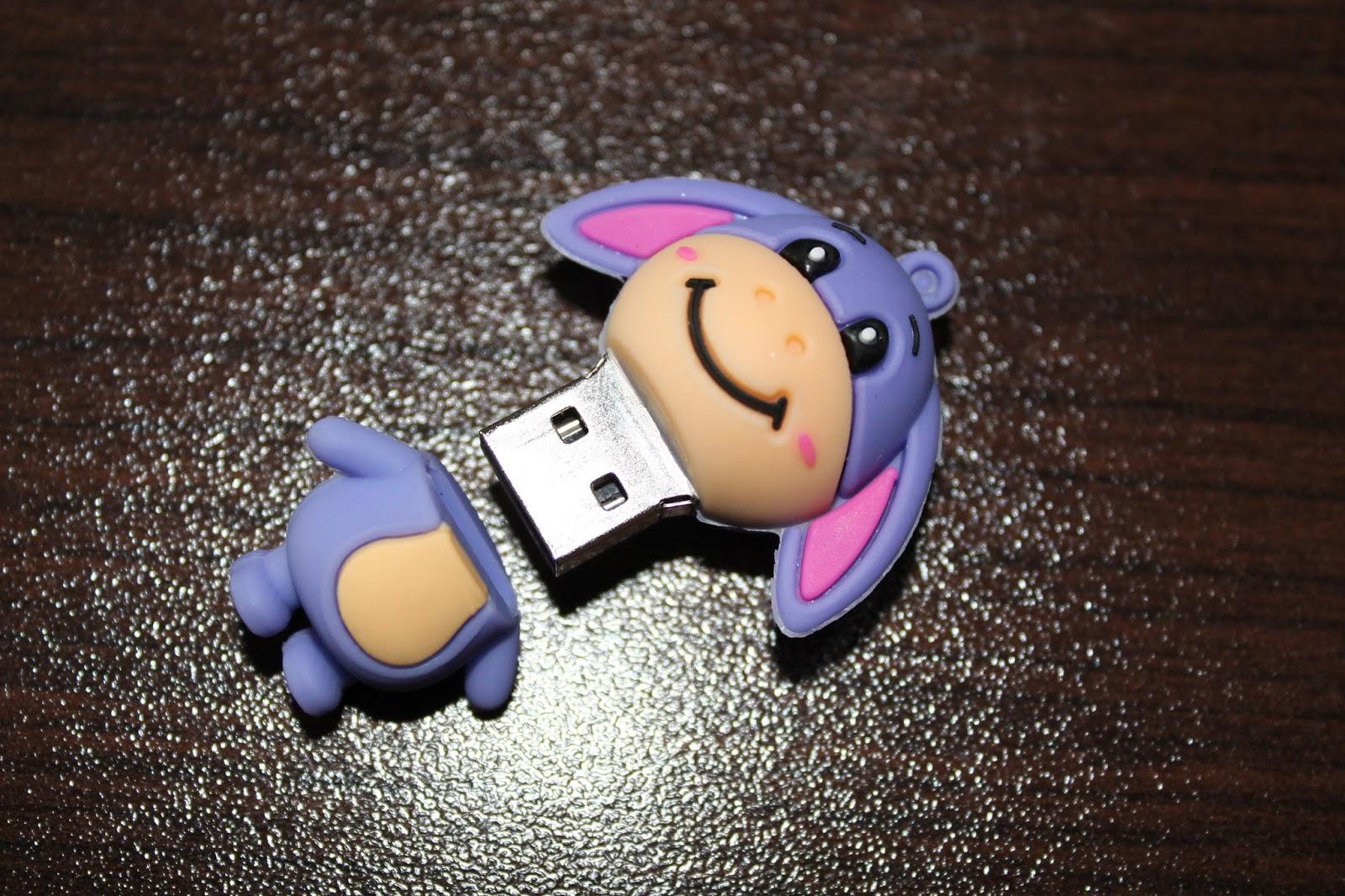 DIY, Basteln: USB Stick in Liebesgeschenk und Geschenkideen - DIYCarinchen