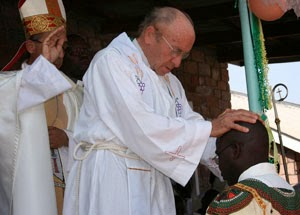 Con Vocaciones Nativas se ayuda a los seminaristas en las misiones que no tienen recursos