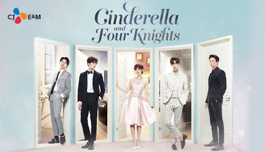 K-drama: Cinderella and Four Knights
