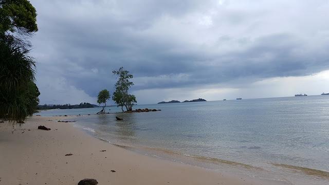 Pantai Jabu Barelang Batam