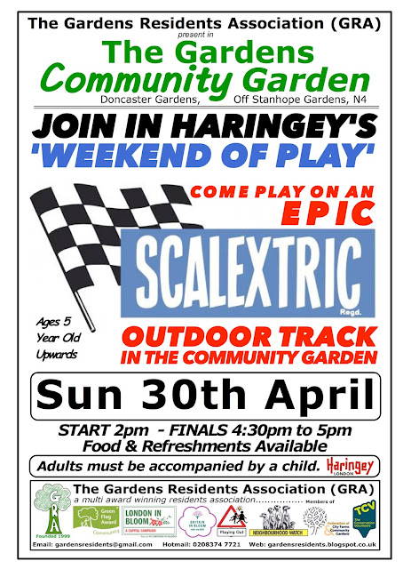 GRA Scalextric Day