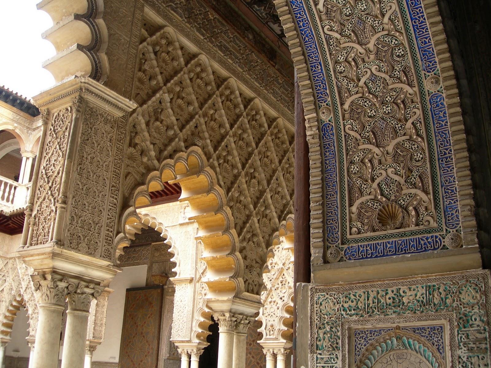 Beautiful Islamic Buildings Wallpapers: ISLAMIC ARCHITECTURE