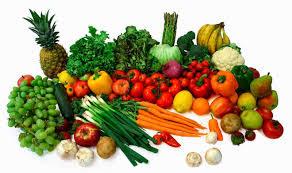 Sayuran warna-warni