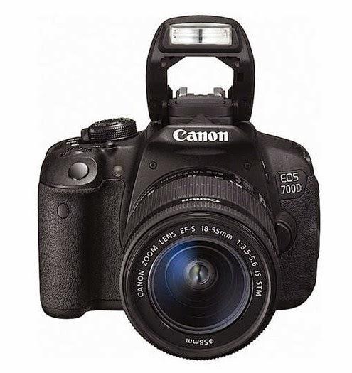 Harga Kamera Canon EOS 700D Kit EF 18-55mm