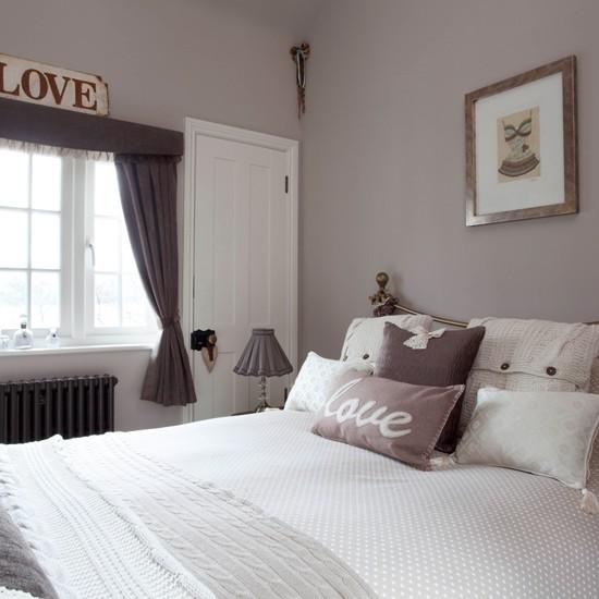 Hoy te mostraremos 10 decoraciones para un dormitorio de - Decoracion pared dormitorio ...