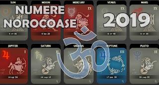 horoscop numere norocoase 2019 in functie de zodie