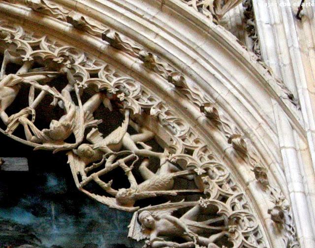 angrelado capilla de los Condestables