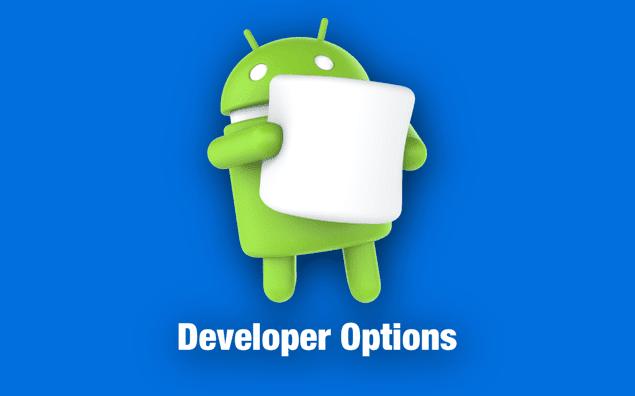 Developer Options [android developer,android developer options,developer options in android]