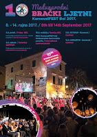 10. Međunarodni brački ljetni karneval Bol Supetar Sutivan Sumartin slike otok Brač Online