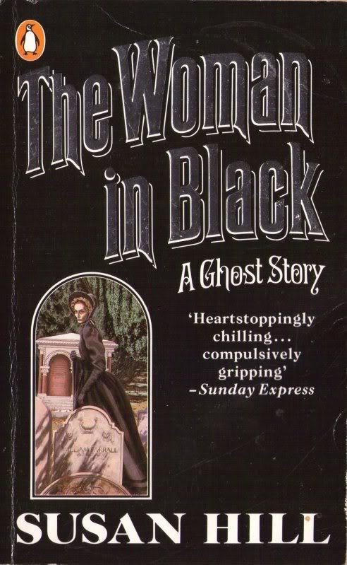 Woman In Black Book Cover : Exquisiteces la mujer de negro terror vieja escuela