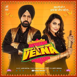 Velna Lyrics: A latest punjabi song in the voice of Gippy Grewal music is given by Jay K (Jassi Katyal) while lyrics are penned by Happy Raikoti.