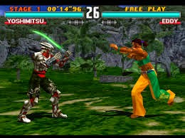 Download Game Gelut Tekken3