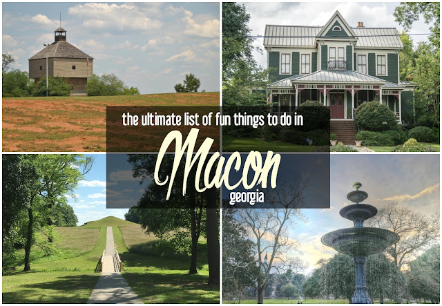 The Ultimate List of Fun Things to Do in Macon, GA | CosmosMariners.com