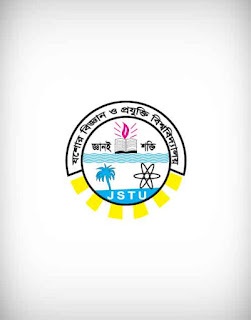 jessore science and technology university, jessore science and technology university vector logo, college, institute, education, campus, school, university