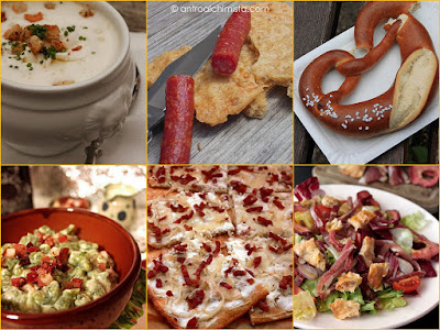 Ricette salate tra il Tirolo e la Bassa Baviera