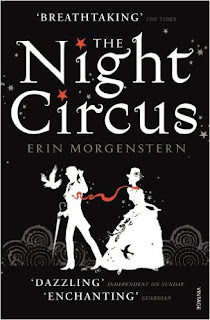 The Night Circus by Erina Morgenstern | Cover Love