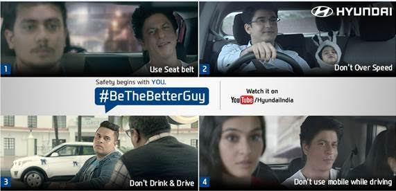 Hyundai Observes Road Safety Week with Safe Move Campaign across Service Network