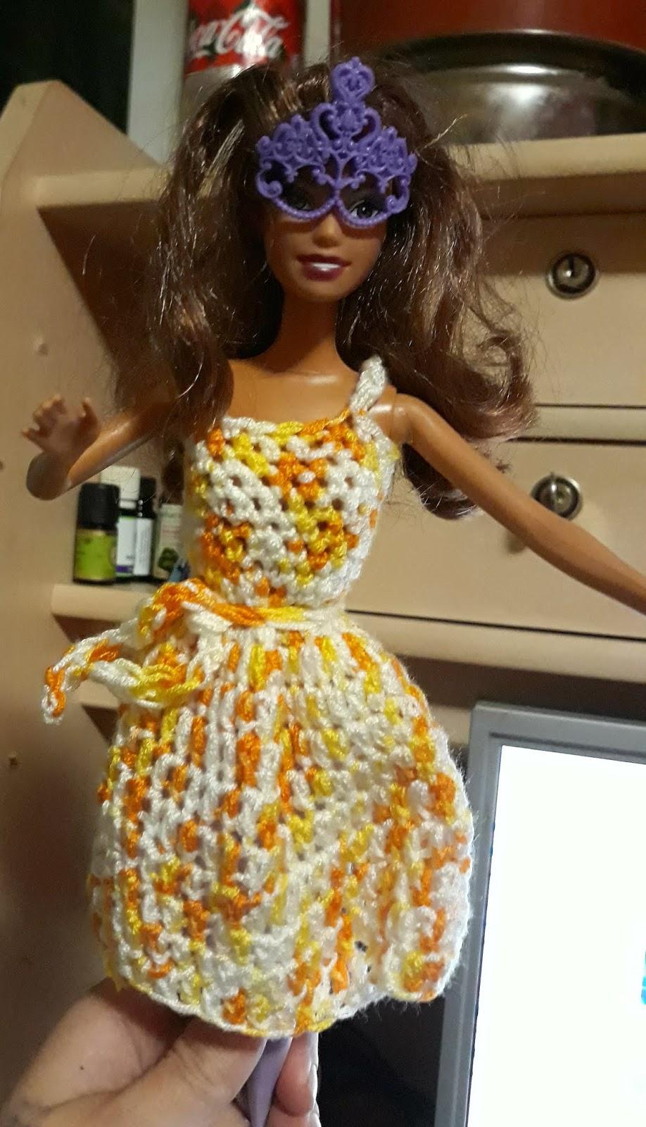 Lucy Und Rasselbande Testet Gehäkelte Barbie Kleidung Und Mehr