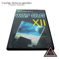 Jual alat sulap way out xii