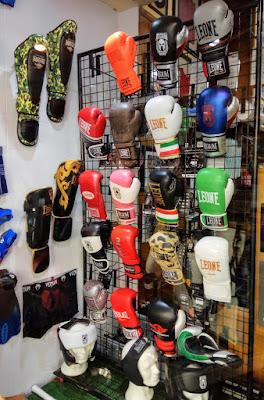 tienda de boxeo madrid