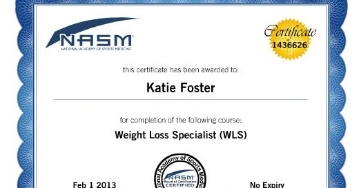 Runs for Cookies: Weight Loss Specialist