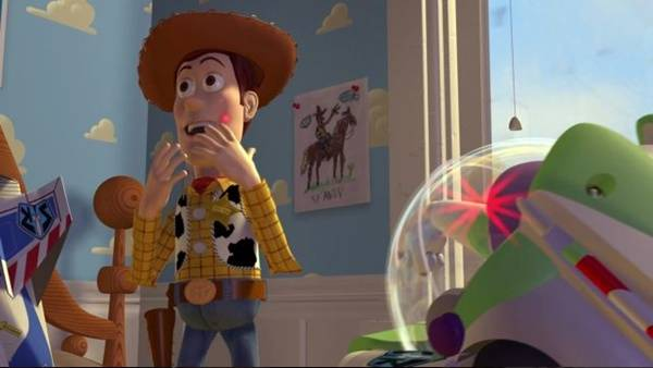 Toy Story (1995) HD 1080p Latino