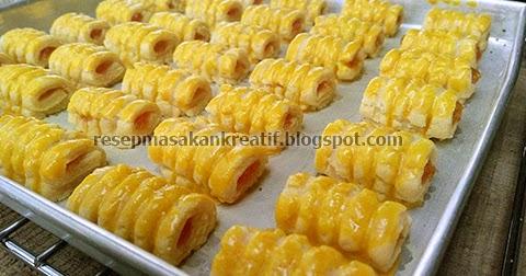 Resep Kue Nastar Nanas Lembut 3 Bentuk Sederhana - Aneka Resep Masakan Sederhana Kreatif