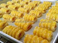 Resep Kue Nastar Nanas Lembut 3 Bentuk Sederhana