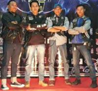 Perbedaan Club / Komunitas dan Geng Motor Versi Bad Dogs Jakarta MF