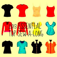 2013 Top Sew A-Long