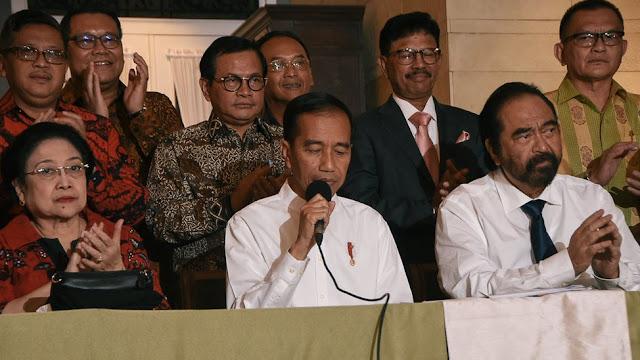 RR: Jokowi tak Punya Keberanian Bersihkan Lingkungan dari Konflik Kepentingan