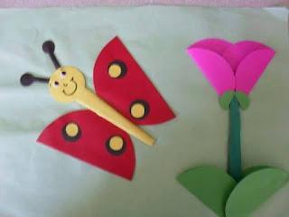 أفكار لعمل أنشطة فنية لأطفال الحضانة 11921713_16058590863